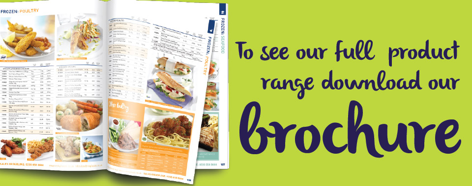Download the MKG brochure to see the complete range of chilled, ambient, frozen, desserts and non-food on offer.