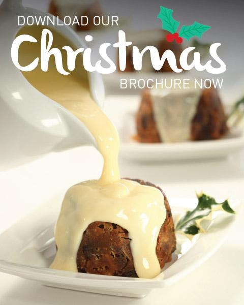 MKG Christmas brochure promotional image