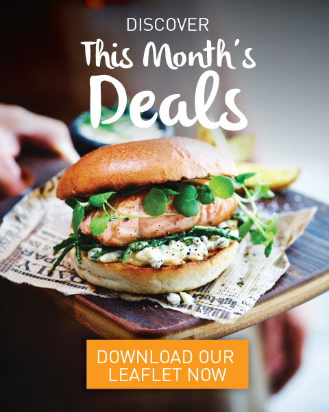 Download the latest deals from MKG Foods - your foodservice partner in the Midlands.