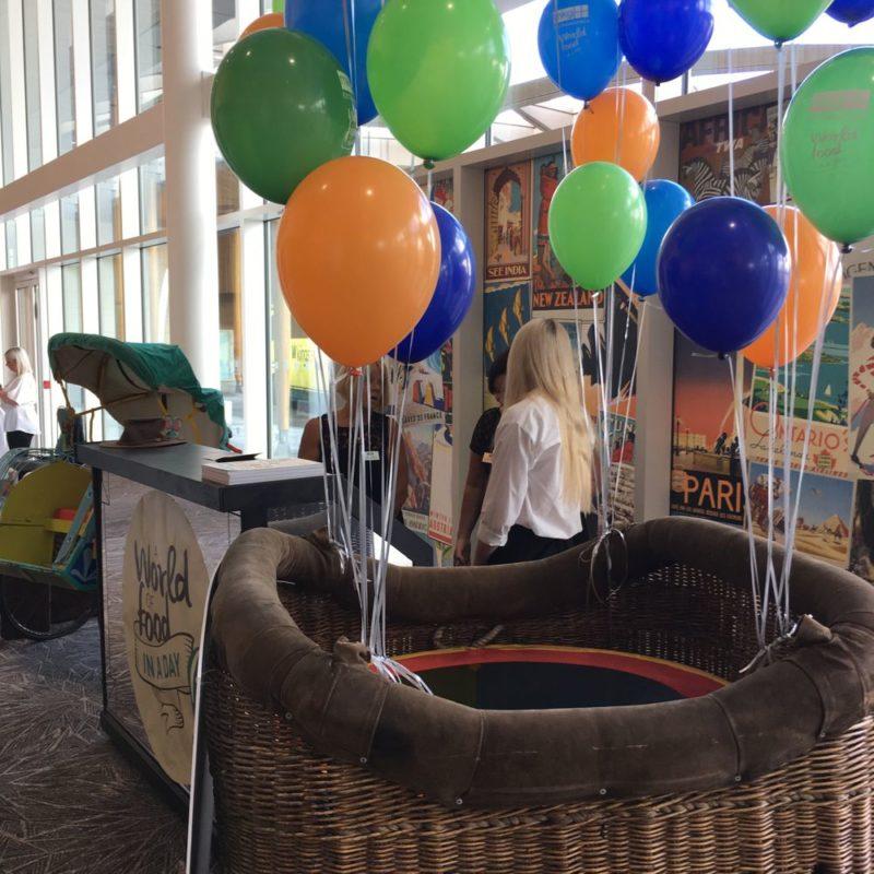 MKG Extravaganza 2018 - the hot air balloon