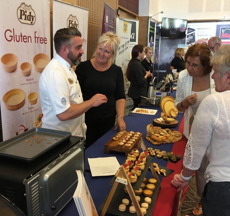 MKG Extravaganza 2018 - gluten free products