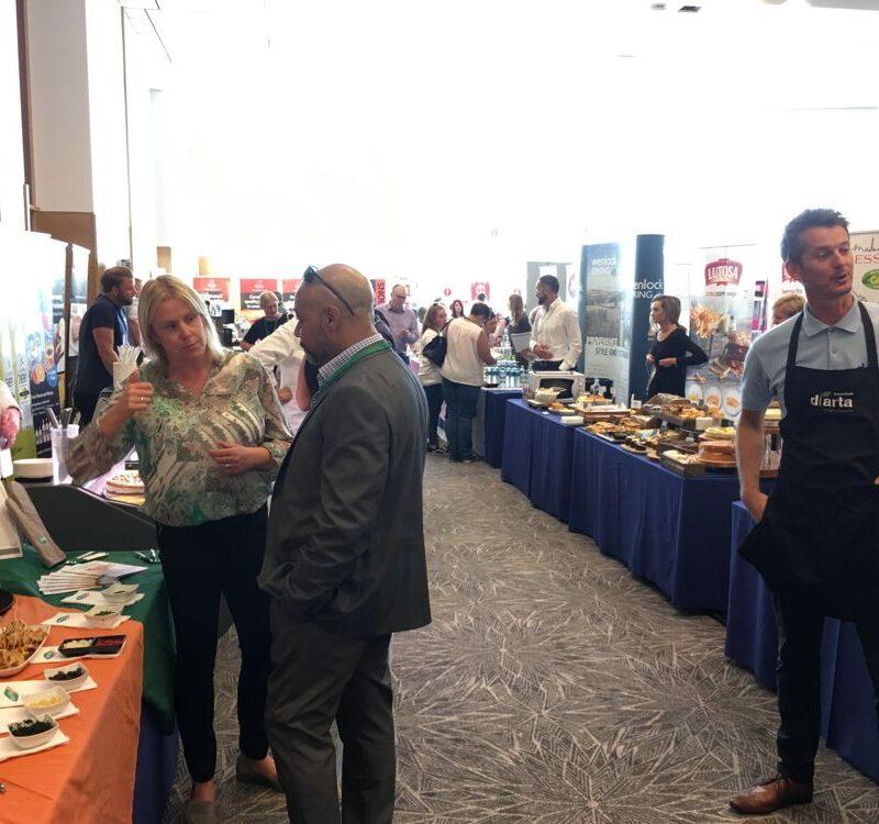 MKG Extravaganza 2018 - the desserts aisle