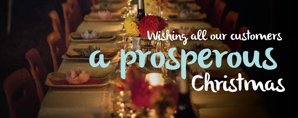 MKG Christmas slider image