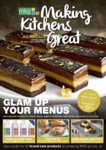 MKG July 2019 promotional leaflet cover image