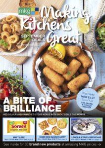 MKG September 2019 Leaflet cover