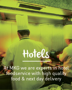 MKG your hotel foodservice partner in the Midlands