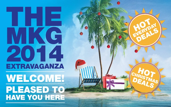 MKG Extravaganza 2014
