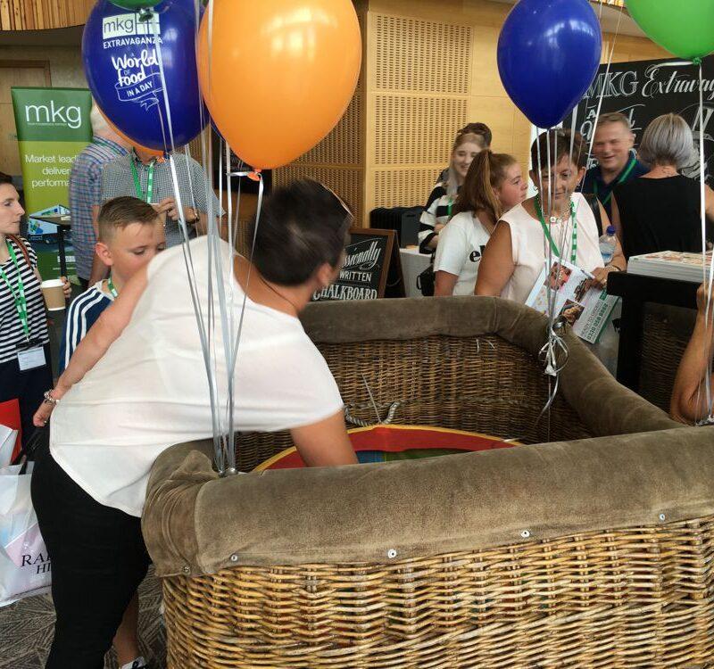 MKG Extravaganza 2018 - Balloon prize dip