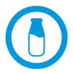 Milk icon for MKG Foods