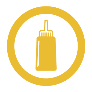 Mustard icon for MKG Foods