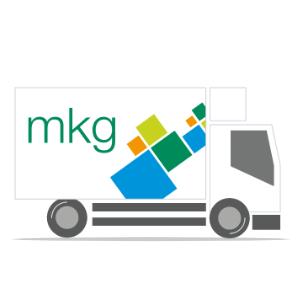 MKG Truck graphic
