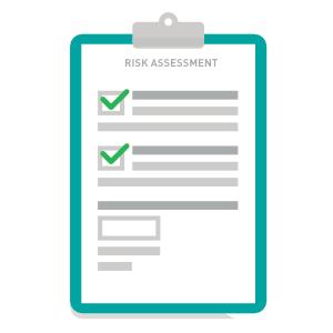 Risk Assessment graphic
