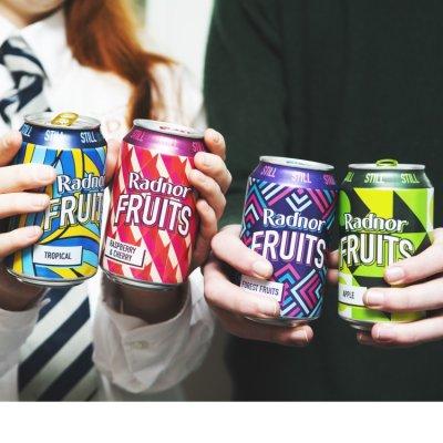 Radnor Fruits - drinks for schools