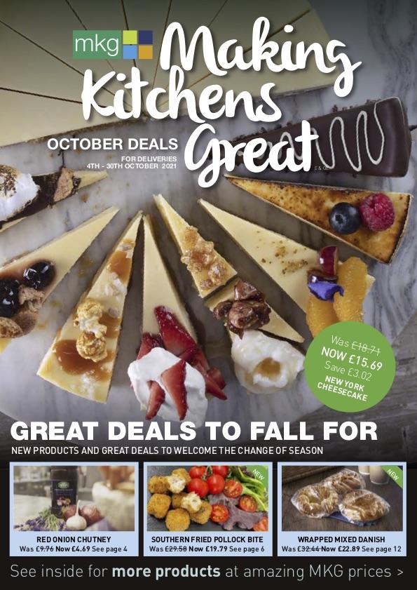 MKG October 2021 Leaflet Cover